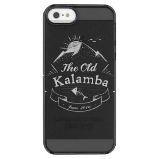 Old Kalamba Clear iPhone SE/5/5s Case