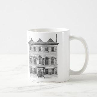 Old Library Mug