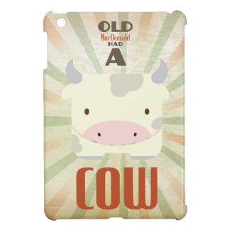 Old MacDonald had a Cow Cover For The iPad Mini