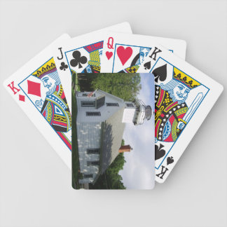 Old Mission Lighthouse Playing Cards
