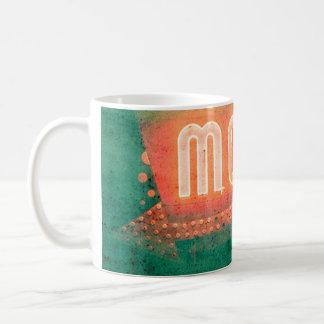 Old Motel Coffee Mug