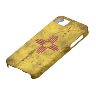 Old New Mexico Flag; Case For The iPhone 5