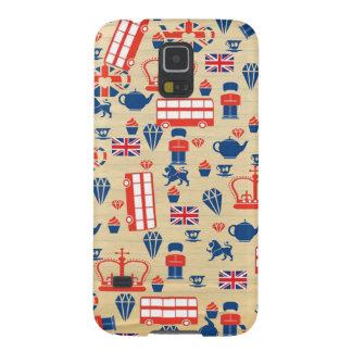 Old Paper UK Samsung Galaxy S5 Case