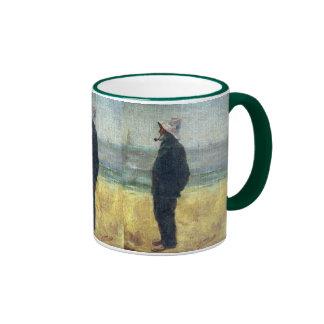 Old Salt 15 oz coffee cup Ringer Mug