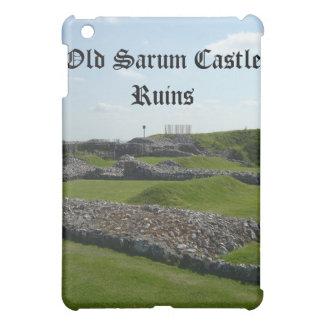 Old Sarum Castle Ruins iPad Mini Covers
