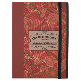 Old School Composition Notebook