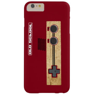 Old school Faux game controller Barely There iPhone 6 Plus Case