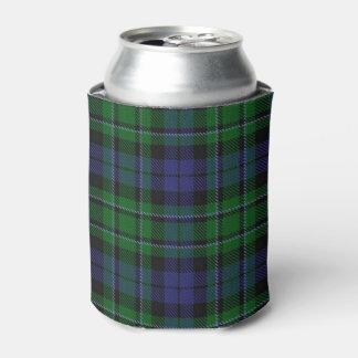 Old Scotsman Clan MacCallum Tartan Can Cooler