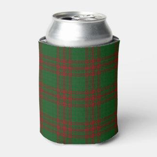 Old Scotsman Clan Menzies Hunting Tartan Can Cooler