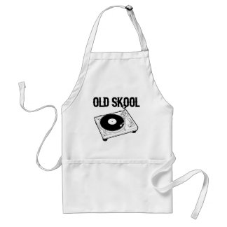 Old Skool Standard Apron