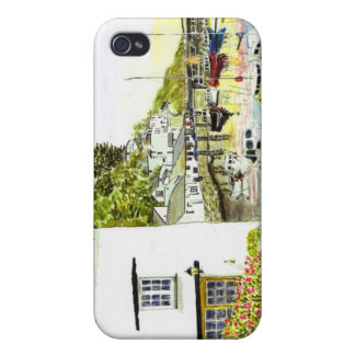 'Old Watch House'  iPhone 4 Cover