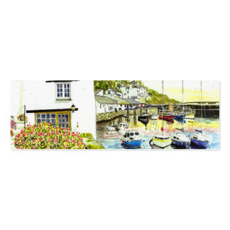'Old Watch House' Small Bookmark Business Cards