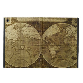 Old World Vintage and antique maps Case For iPad Air
