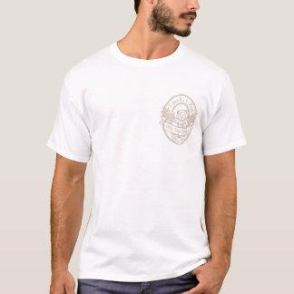 Olde Style Pocket Light Outline T-Shirt
