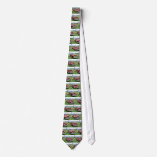 Oldsters Classic Car Vintage Automobile Old Rusty Tie