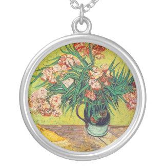 Oleanders Necklace by Vincent van Gogh