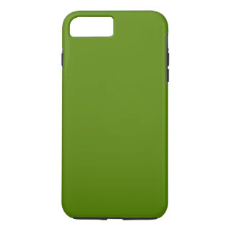OLIVE GREEN (solid colour) ~ iPhone 7 Plus Case