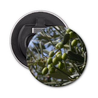 Olive Trees Bottle Opener