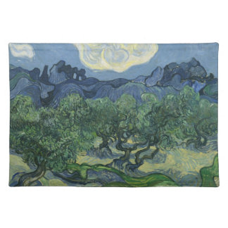 Olive Trees Placemat
