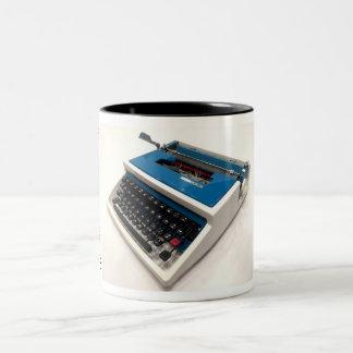Olivetti-Underwood 315 typewriter Two-Tone Mug