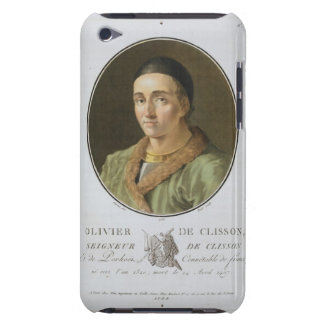 Olivier de Clisson (1336-1407) from 'Portraits des Barely There iPod Cover