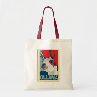 Ollama Obama - Totebag Tote Bag