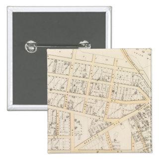 Olneyville Providence Rhode Island 15 Cm Square Badge