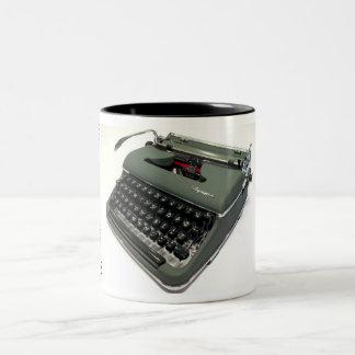 Olympia SM3 typewriter Two-Tone Mug