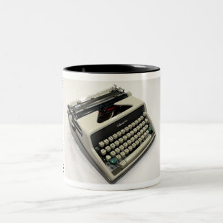 Olympia SM7 typewriter Two-Tone Mug