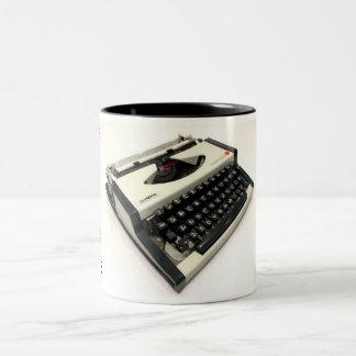 Olympia Traveller De Luxe Two-Tone Coffee Mug