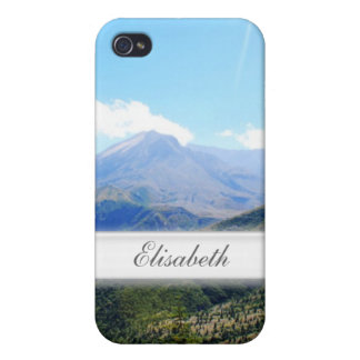 Olympic National Park, Seattle, U.S.A. Cases For iPhone 4