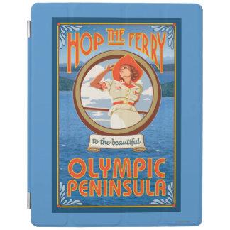 Olympic Peninsula, WashingtonHop the Ferry iPad Cover