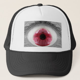 Om-eye! Trucker Hat