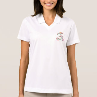 OM Mantra for good luck Polo Shirt
