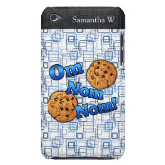 Om Nom Nom, Meme Love Cookies Barely There iPod Cases