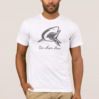 Om Nom Nom Shark T-Shirt