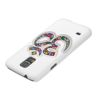 Om Ohm Aum Namaste Yoga Symbol Galaxy S5 Cover