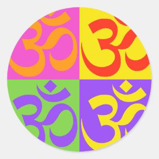 Om Stickers