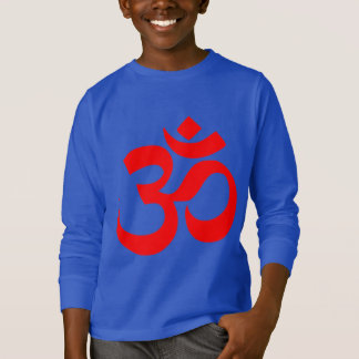 Om Symbol Mystical Sound for Hindus and Buddhists T-Shirt