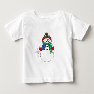 Oma Snowma Baby T-Shirt