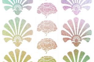 Palm Tree Pattern Craft Tissue Paper   Zazzle co nz