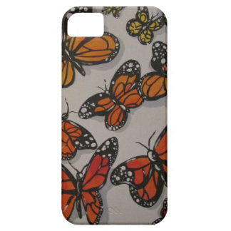 Ombré Butterflies Case For The iPhone 5