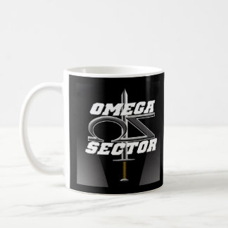 Omega Sector Paintball Team HOT Coffee Mug