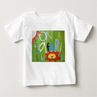 On Safari Baby T-Shirt