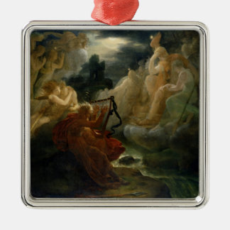 On the Bank of the Lora Christmas Ornament