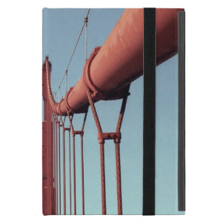 On The Golden Gate Bridge iPad Mini Cover