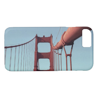 On The Golden Gate Bridge iPhone 8/7 Case