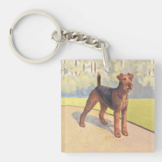 On the Green Key Ring