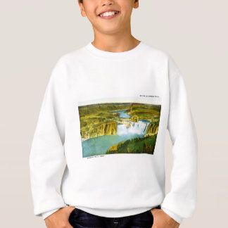 On the Old Oregeon Trail, Shoeshone Falls, Idaho Sweatshirt