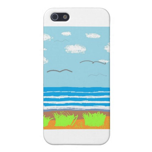 On The Shore iPhone Case iPhone 5 Case